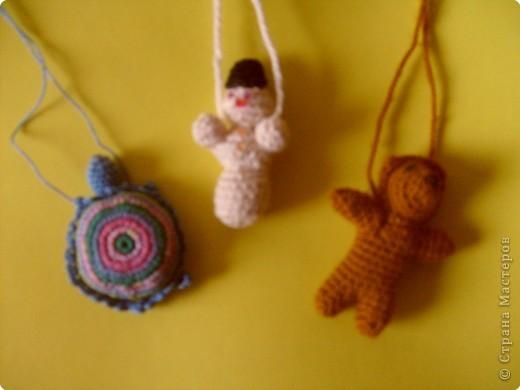 Вязание крючком: Вязанные игрушки.