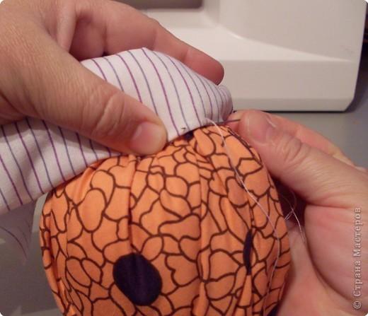 Изюминка, которая находится внутри куклы, и определила образ, образ Трындычихи.. фото 12