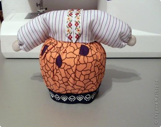 Изюминка, которая находится внутри куклы, и определила образ, образ Трындычихи.. фото 16