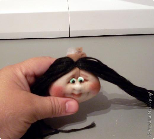 Изюминка, которая находится внутри куклы, и определила образ, образ Трындычихи.. фото 35