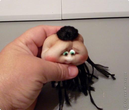 Изюминка, которая находится внутри куклы, и определила образ, образ Трындычихи.. фото 36