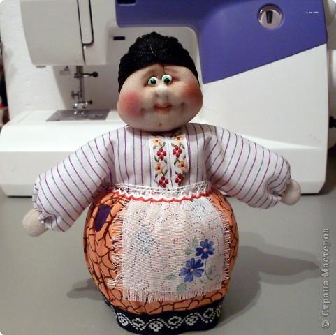 Изюминка, которая находится внутри куклы, и определила образ, образ Трындычихи.. фото 38