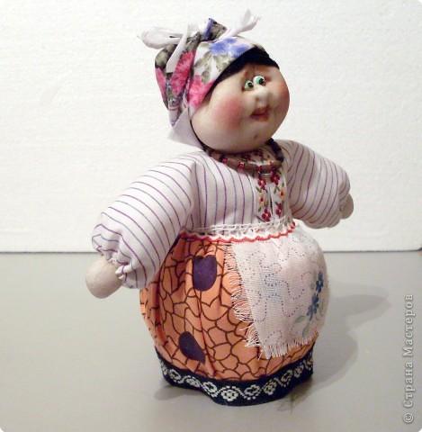 Изюминка, которая находится внутри куклы, и определила образ, образ Трындычихи.. фото 39