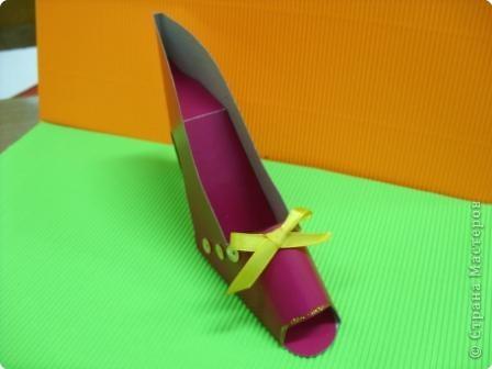 Туфелька фото 2