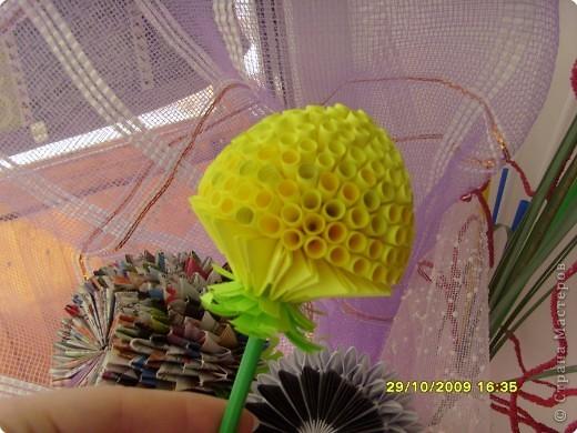 Оригами модульное: Осенний букет....... фото 3