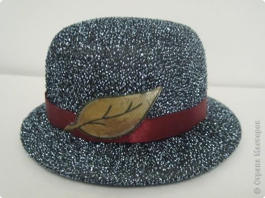 """Шитьё: """"Шляпки""""- игольницы фото 3"""