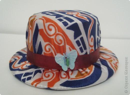 """Шитьё: """"Шляпки""""- игольницы фото 4"""