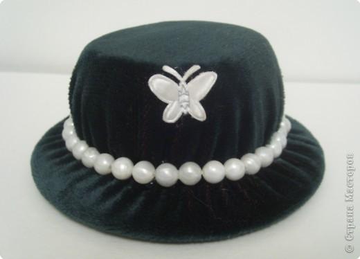 """Шитьё: """"Шляпки""""- игольницы фото 7"""