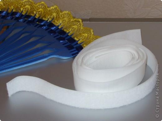 Декоративный веер 2+способ крепления к стене фото 4