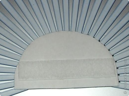 Декоративный веер 2+способ крепления к стене фото 5