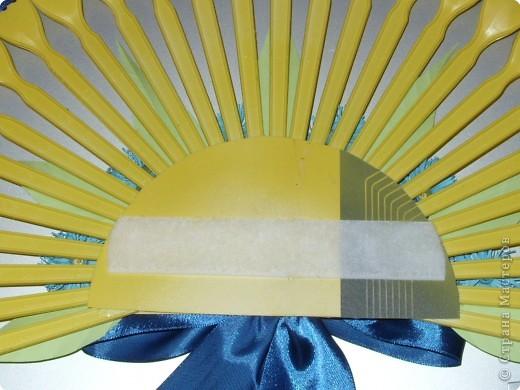 Декоративный веер 2+способ крепления к стене фото 6