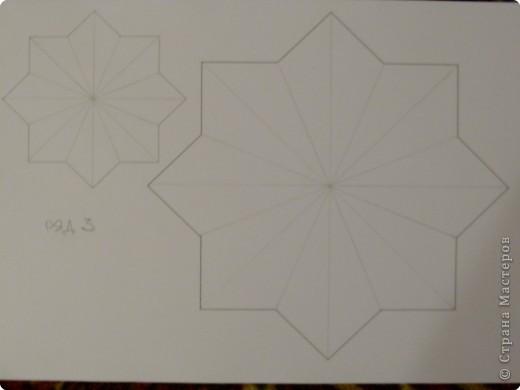 Такую ёлочку можно сделать из белой или цветной бумаги для принтера, а можно покрасить в процессе в золото или серебро  фото 4