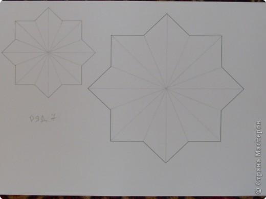 Такую ёлочку можно сделать из белой или цветной бумаги для принтера, а можно покрасить в процессе в золото или серебро  фото 8