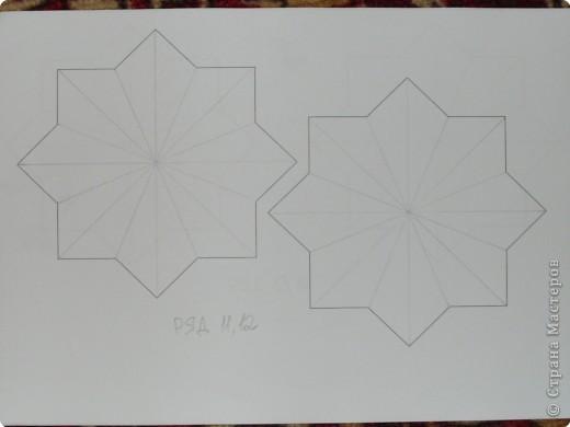 Такую ёлочку можно сделать из белой или цветной бумаги для принтера, а можно покрасить в процессе в золото или серебро  фото 12