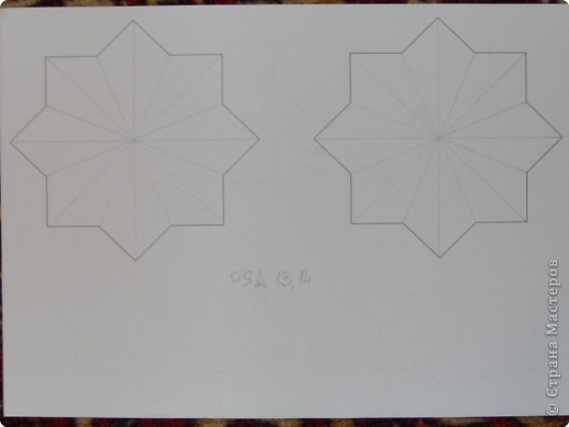 Такую ёлочку можно сделать из белой или цветной бумаги для принтера, а можно покрасить в процессе в золото или серебро  фото 13