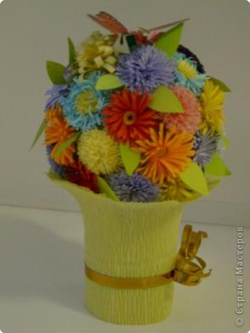 Квиллинг: Цветочный микс фото 3