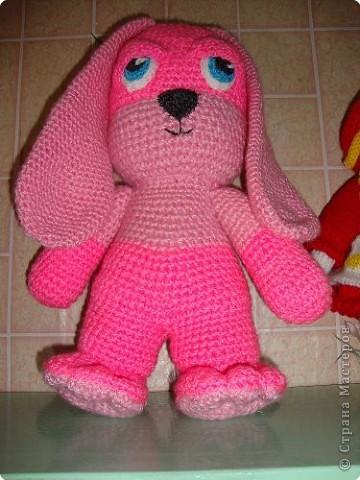 Спасибо Нели Болгерт, ее куклы очень понравились , связала свои. фото 4