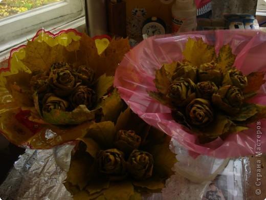 Не определена: Вот такин цветы у меня получились.