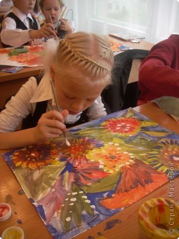 Рисование и живопись: фоторепортаж фото 6