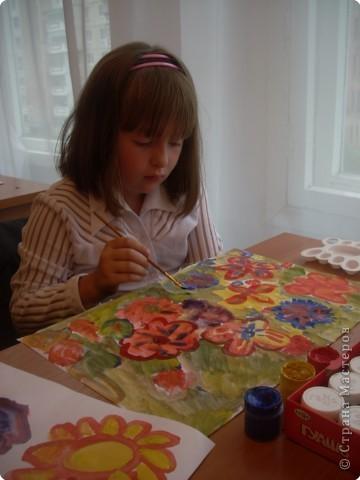 Рисование и живопись: фоторепортаж фото 5