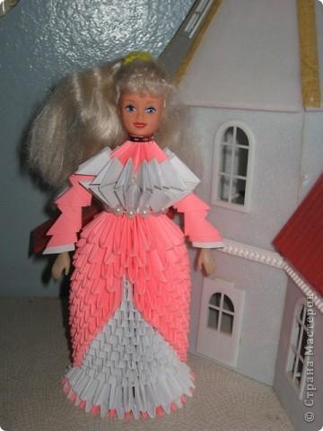 А вот и моя кукла!