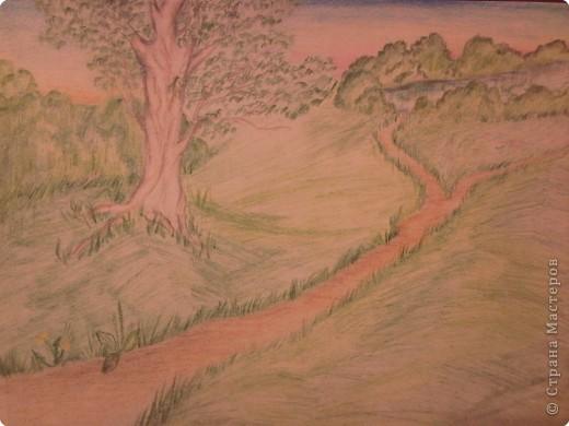 Рисование и живопись: Когда мне было 13 лет :)