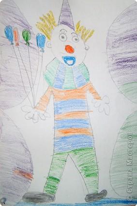 Представляю работы своего сына Василия, ему 9 лет. На дне! фото 2