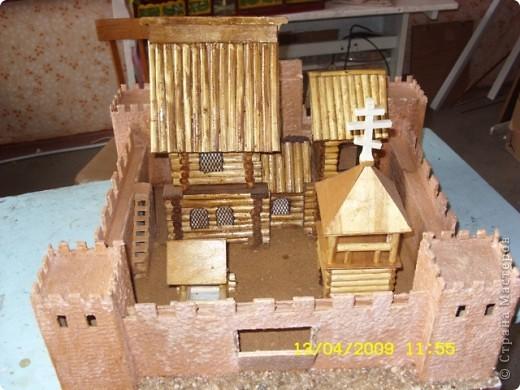 Крепость  Совушка фото 1