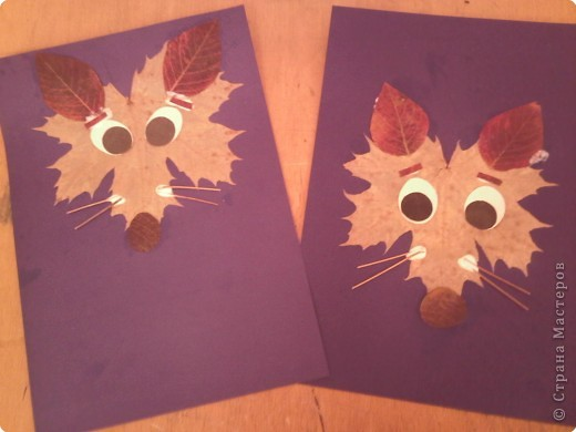 Вдохновили меня здесь на сайте и я под впечатлением решила со своими детишками сделать таких лисичек в филиале. Это работы 4-леточек Даши Баженовой и Артура Имайкина