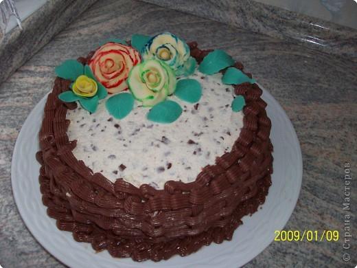 Торт фото 2