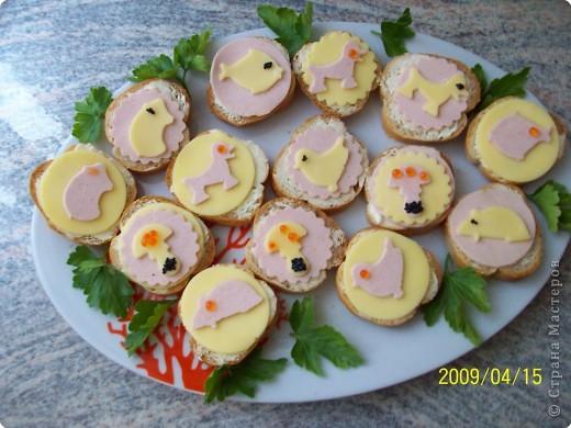 Бутерброды фото 4