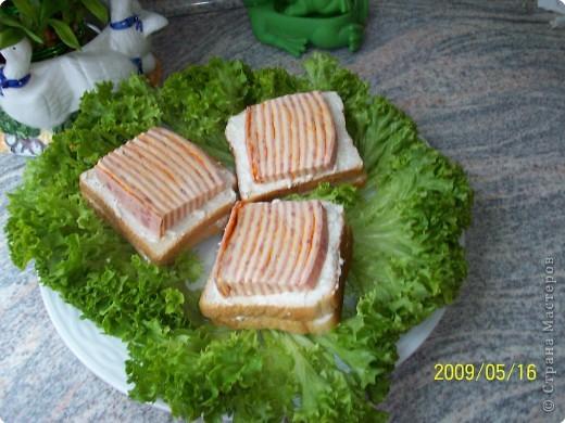 Бутерброды фото 6