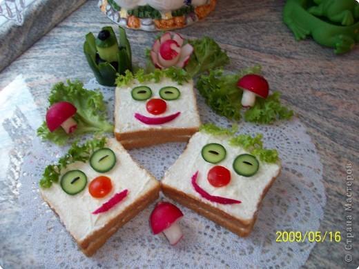 Бутерброды фото 3