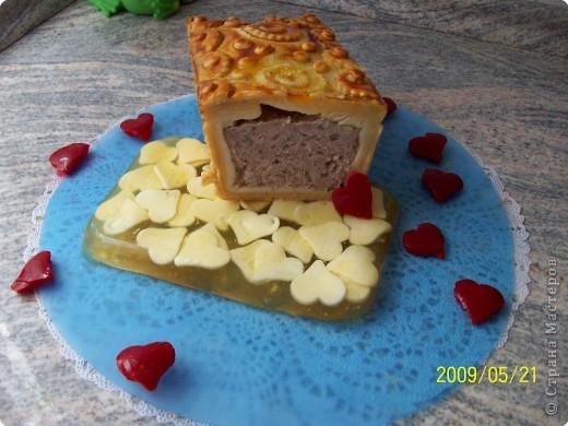 Пирог с мясом. фото 3