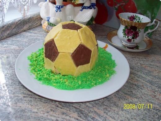 "Салат ""Футбол"" фото 2"