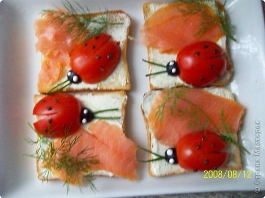 Бутерброды фото 5