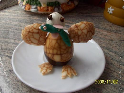 яйца чайные фото 2
