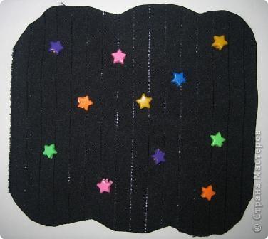 Шитьё: звездная ночь. фото 1