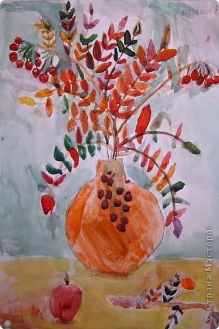 Представляю работы своего сына Василия, ему 9 лет. На дне! фото 5