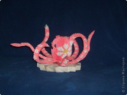 Оригами модульное: раз ромашка, два ромашка. фото 2