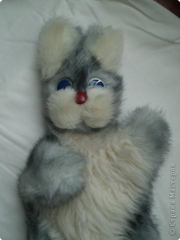 Подруга работает в детском саду. По ее просьбе шила кукол.