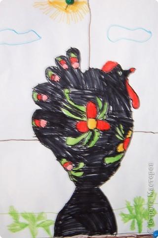 Представляю работы своего сына Василия, ему 9 лет. На дне! фото 8