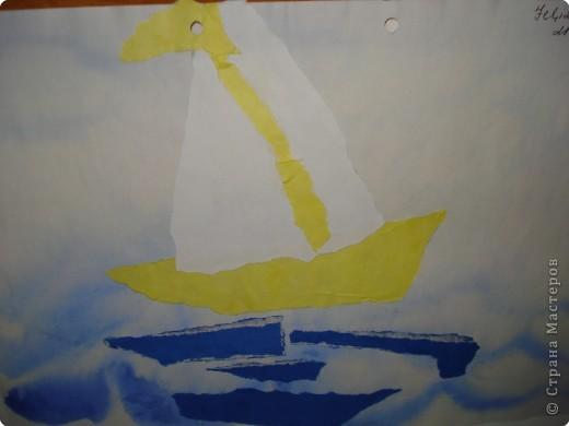 Поделки и рисунки моей дочки Елизаветы(4года) фото 12