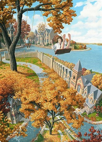 Волшебный реализм Роба Гонсалвес фото 6
