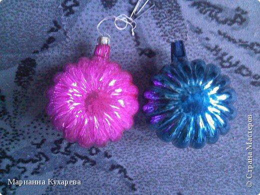 Новогодние игрушки из детства. фото 1