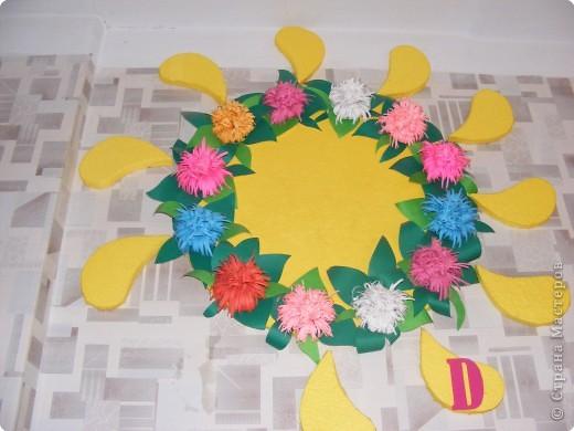 Оформление вестибюля детского сада фото 1