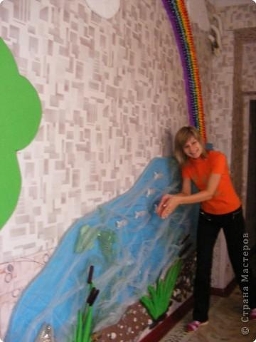 Оформление вестибюля детского сада фото 3