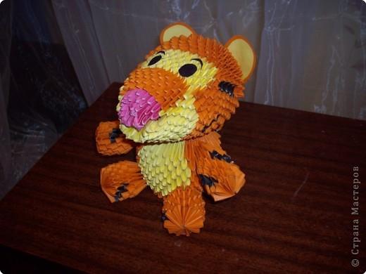 вот это мой тигрюша.После того как его так назвал мой племянник и мы начали его так называть. фото 2