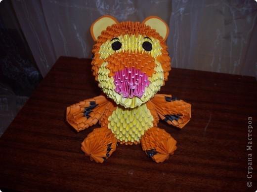 вот это мой тигрюша.После того как его так назвал мой племянник и мы начали его так называть. фото 1