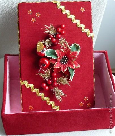 Готов ещё один подарок к Рождеству фото 2